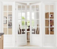Wooden Exterior French Doors design patio doors