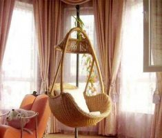 adorable rattan hanging ceiling egg chair ideas