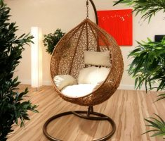 alluring hanging ceiling egg chair design ideas