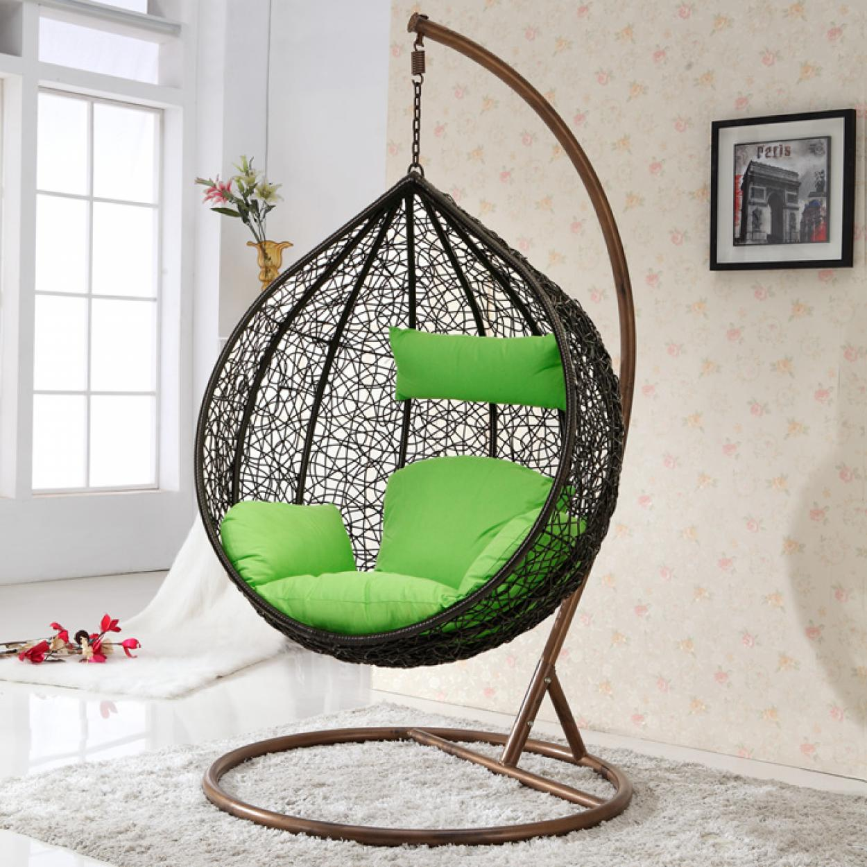 Indoor Hanging Chair Bedroom Beauteous Good Hanging Chair