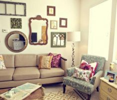Cheap apartment decorating design inspirations - Living room decorating ideas for apartments for cheap ...
