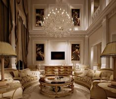 royal Luxury Living Rooms