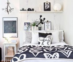 small apartment bedroom decorating ideas