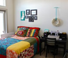 small bedroom apartment decorating ideas for college