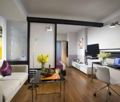 small modern apartment decorating ideas on a budget