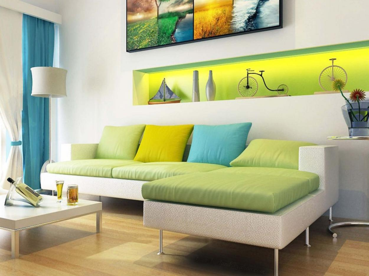 white-and-green-pastel-colors-theme-for-trendy-colors-interior-design-ideas