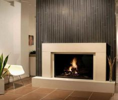 Best Beautify Modern Fireplace Hearth Ideas Tiles Western Theme Picture