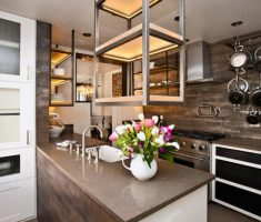 Best Quartz Countertop Colors Contemporary Kitchen Design Ideas
