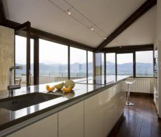 Best Quartz Countertops Cost Contemporary Kitchen Design White Cabinets