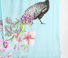 Best Stylish Adorable Peacock Designer Shower Curtain Ideas Flowers Tail Decorative Shower Curtains