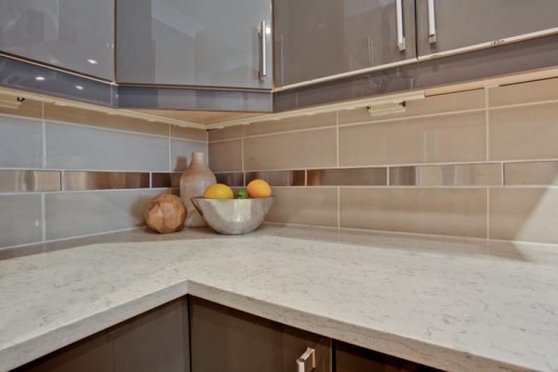 Best quartz countertops kitchen inspirations What is the whitest quartz countertop
