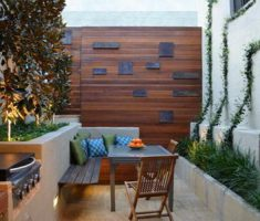 Best Contemporary Small Patio Design Ideas