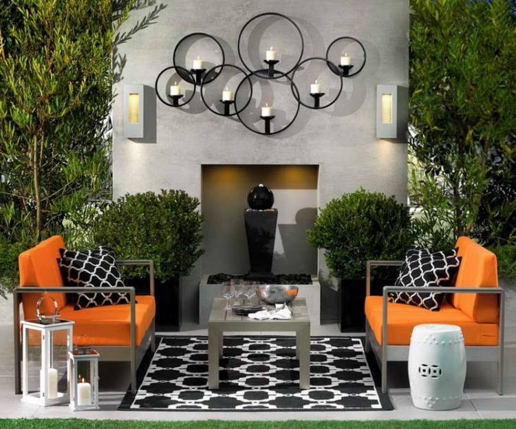 Inspiring Cute Small Patio Design Ideas 11