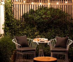 Inspiring Cute Small Patio Design Ideas 16
