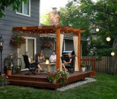 Inspiring Cute Small Patio Design Ideas 23