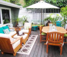 Inspiring Cute Small Patio Design Ideas 25