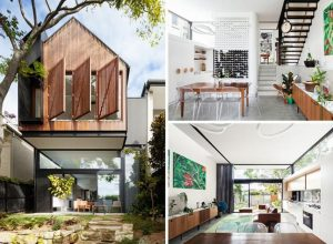 House In Australia Received A Cantilevered Extension 5