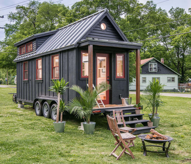 Riverside Tiny House 1