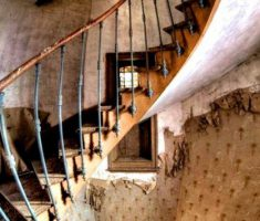 Up the Down Staircase by Misamm