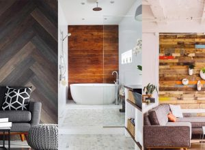 26 Extraordinary Wood Walls Indoor Design