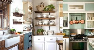 30 Wonderful Farmhouse Kitchen Ideas on Budget