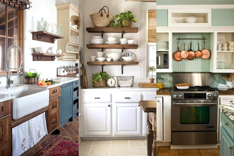 30 wonderful farmhouse kitchen ideas on budget for Kitchen ideas on a budget uk