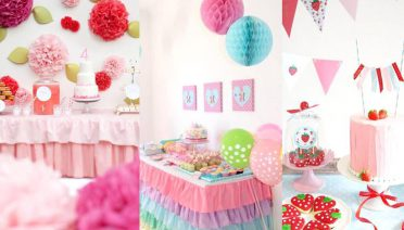 Creative Simple Birthday Decorations