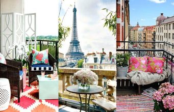 EASY WAY TO CHANGE YOUR BALCONY INTO A COZY OUTDOOR LIVING SPACE