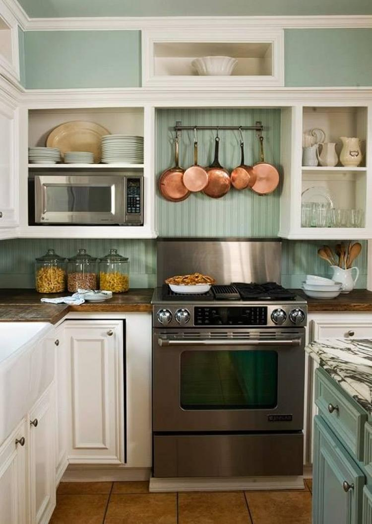 30 wonderful farmhouse kitchen ideas on budget page 26 for Kitchen ideas on a budget uk