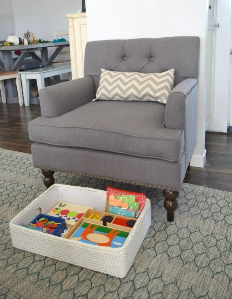 90 smart toy storages design ideas for small space - Small space toy storage ideas decor ...