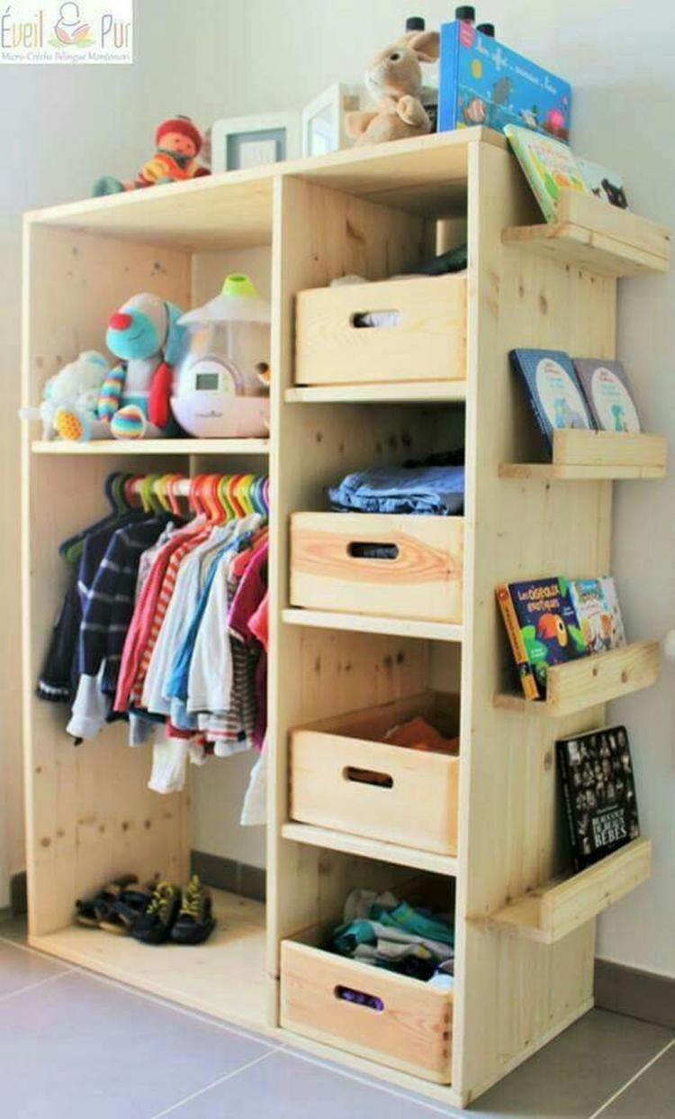 Small Toy Organizer : Smart toy storages design ideas for small space