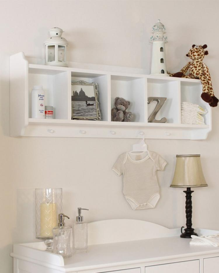 Nursery Wall Storage: 90+ Smart Toy Storages Design Ideas For Small Space
