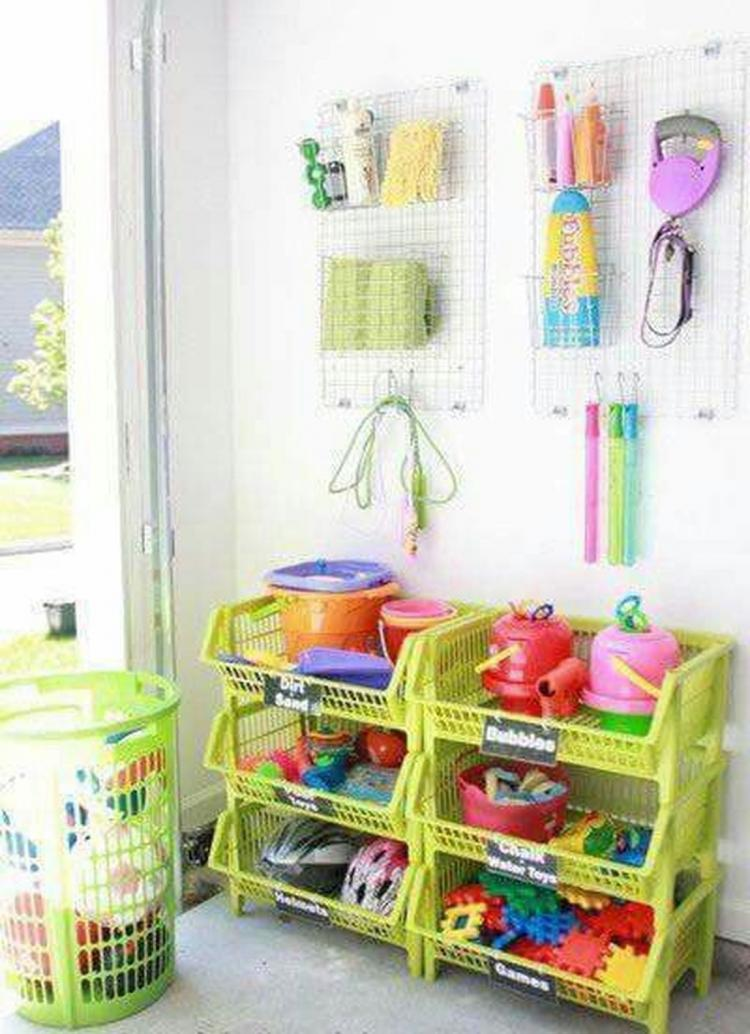 1000 Images About Children S Bedroom Ideas On Pinterest: 90+ Smart Toy Storages Design Ideas For Small Space