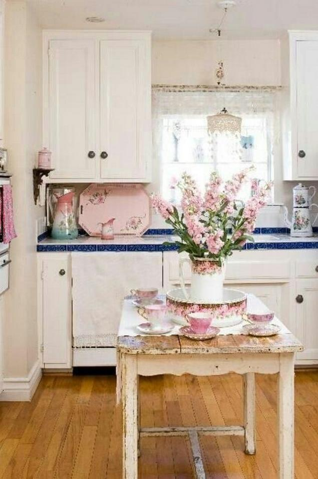 50 Beautiful Shabby Chic Kitchens Design And Decor Page