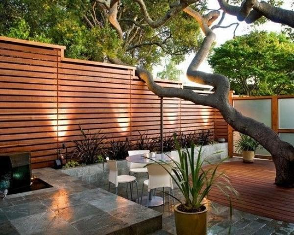 20 inspiring backyard fences privacy ideas for your lovely garden area the backyard fence privacy is the principal element within this landscape design if youre lucky adequate to have a backyard then im specific you enjoy workwithnaturefo