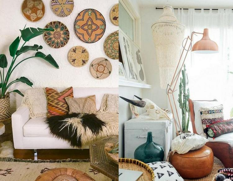 Attractive Inspiration Bohemian Couch.  Attractive Boho Decoration and Wall Ideas Design for Your Lovely Room