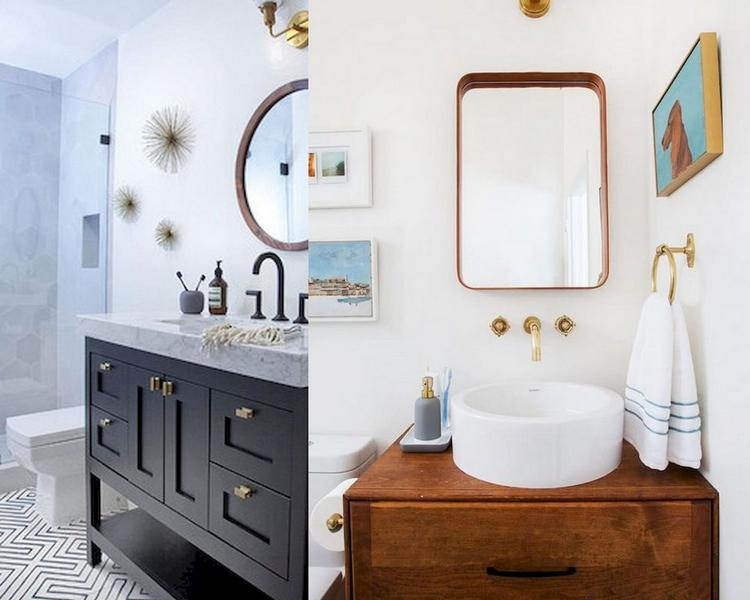 Eclectic Bathroom Decor Is Everything About Fun And Also Character The Style Defined By You Not Magazines Brochures