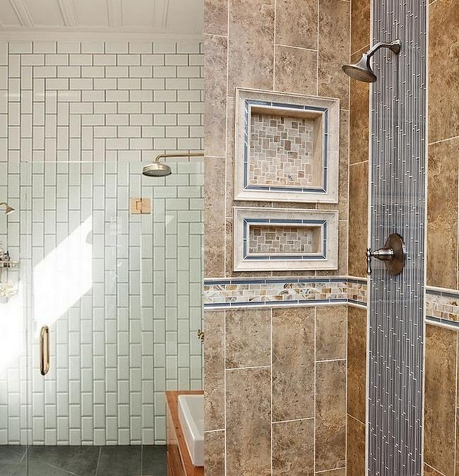 Bathroom Remodel Ideas To Inspire You: Inspiring Tile Shower Designs Ideas For Bathroom Remodel