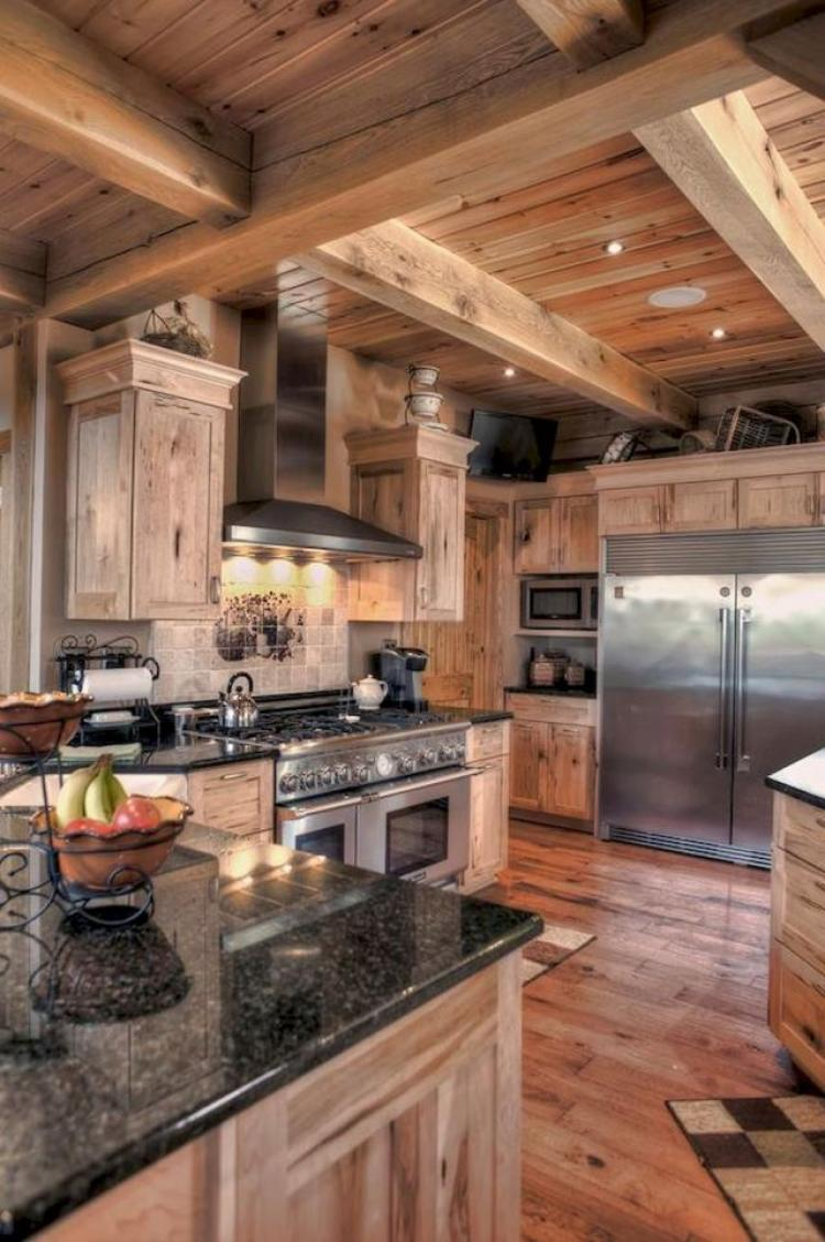 Eclectic Rustic Kitchen Design, Pictures, Remodel, Decor ...