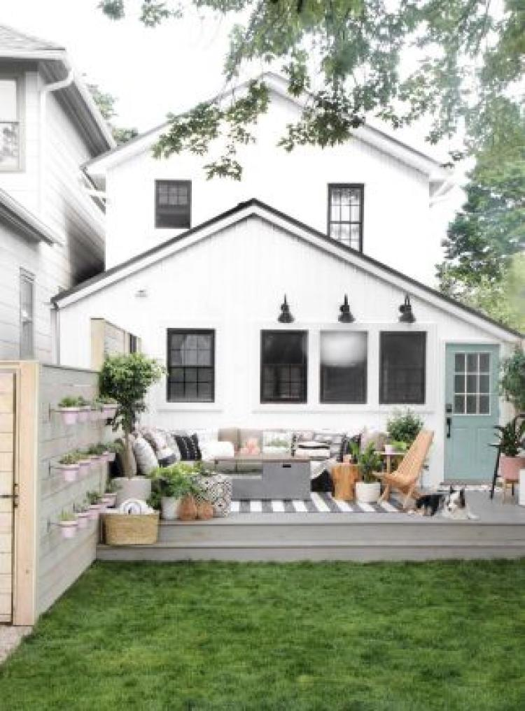 Outdoor Decks And Patios Awesome Ideas