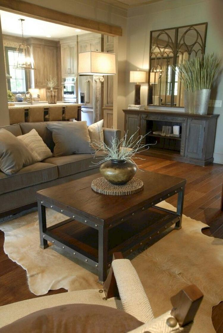 Home Design Ideas Living Room: 65+ Awesome French Country Living Room Decorating Ideas