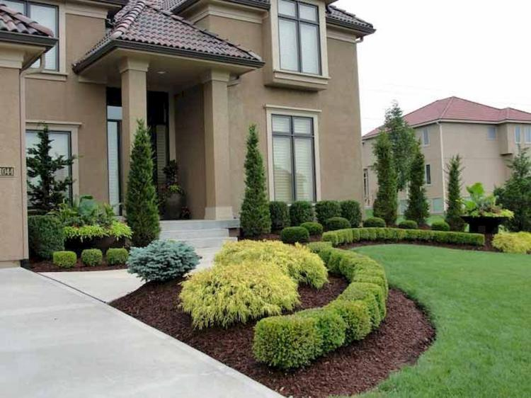 20  beautiful front yard landscaping ideas on a budget