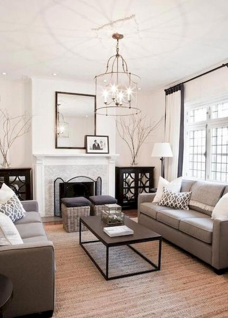 45 Contemporary Living Rooms With Sectional Sofas Pictures: 45+ Cool Modern Farmhouse Living Room Decor Ideas