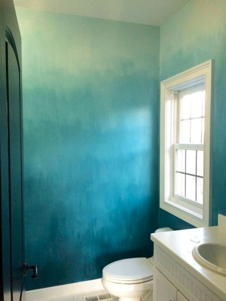 How To Sponge Paint A Room