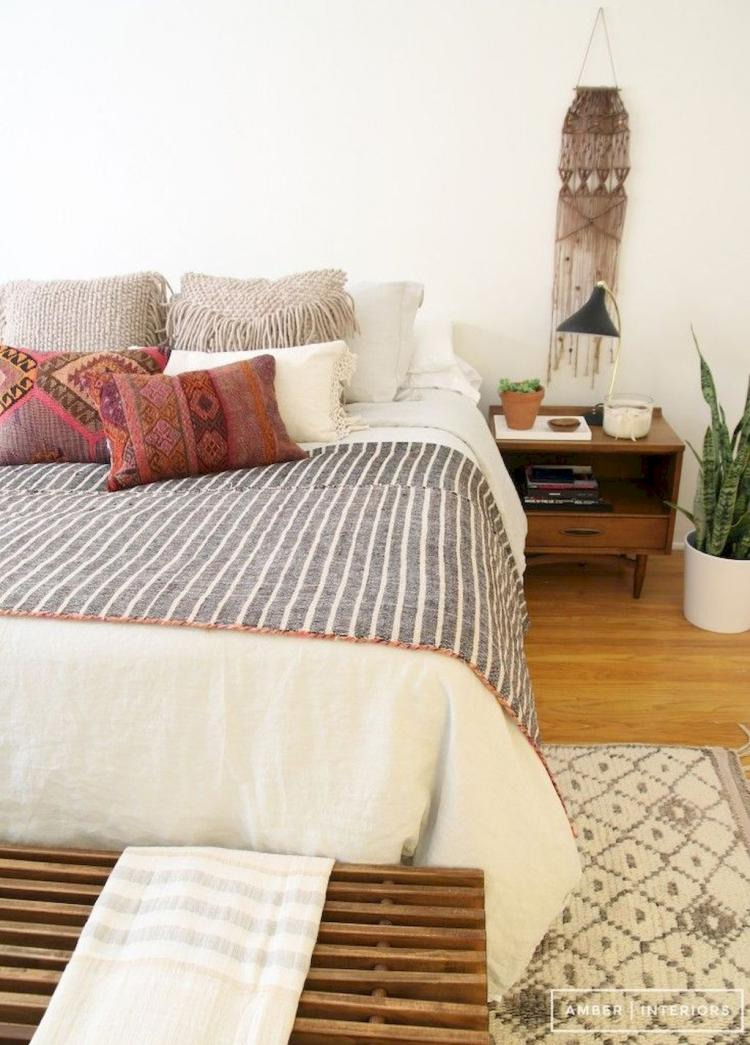 50 Eclectic Bedroom Decorating Ideas On A Budget Page