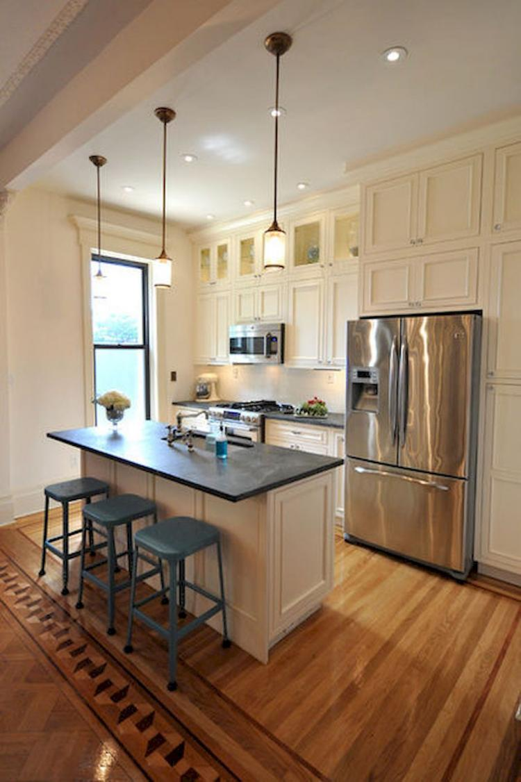 Apt Kitchen Renovations: 45+ Eclectic Kitchen Ideas Remodel For Apartment