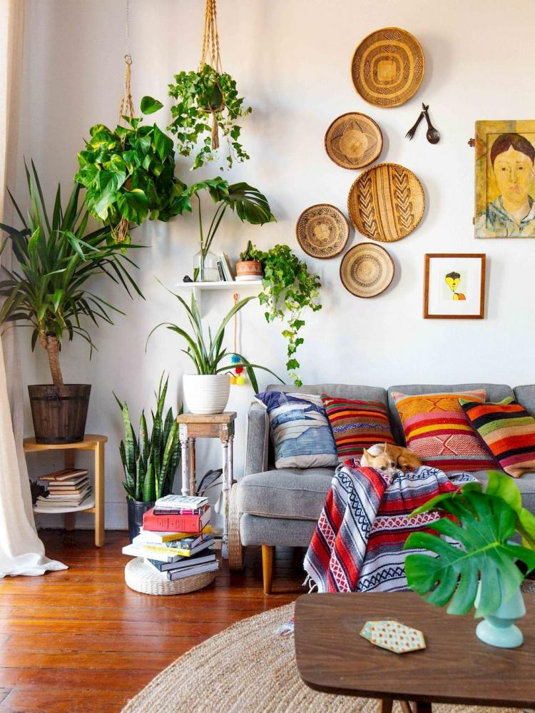 50 Best Small Living Room Design Ideas For 2017: 50+ Eclectic Living Room Decorating Ideas