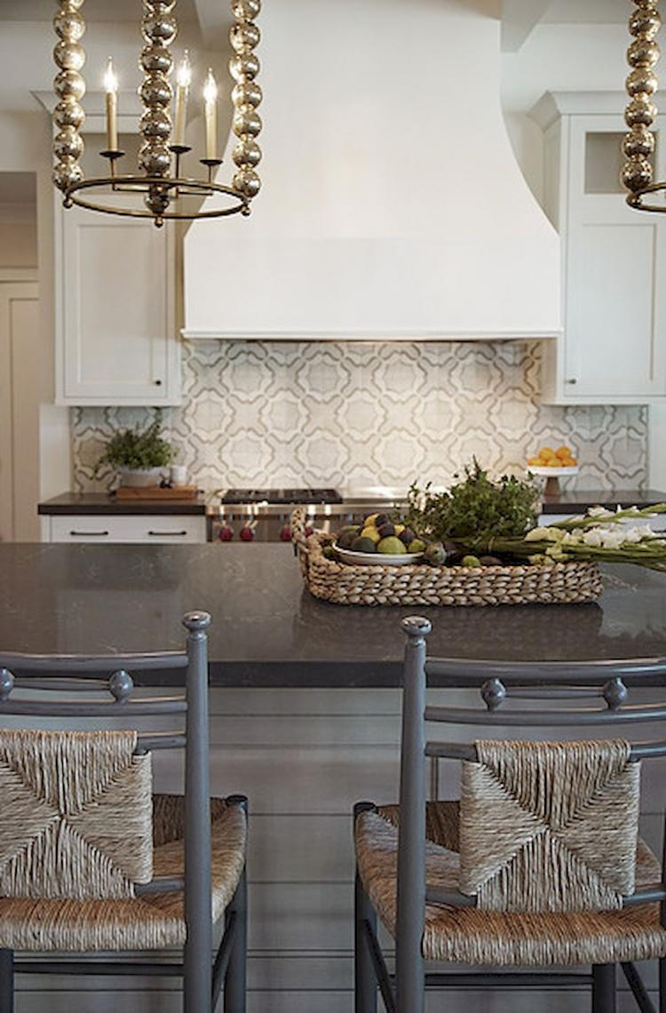 50 Fancy Farmhouse Kitchen Backsplash Decor Ideas Page