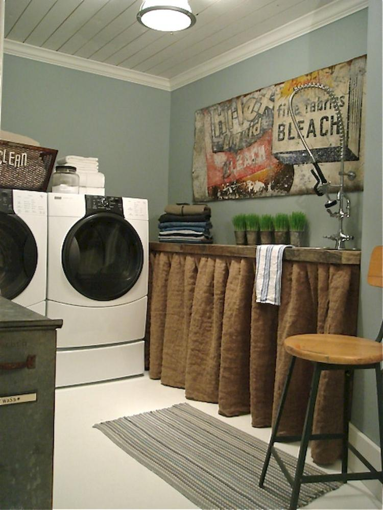 30 Eclectic Laundry Room Design Ideas Remodel