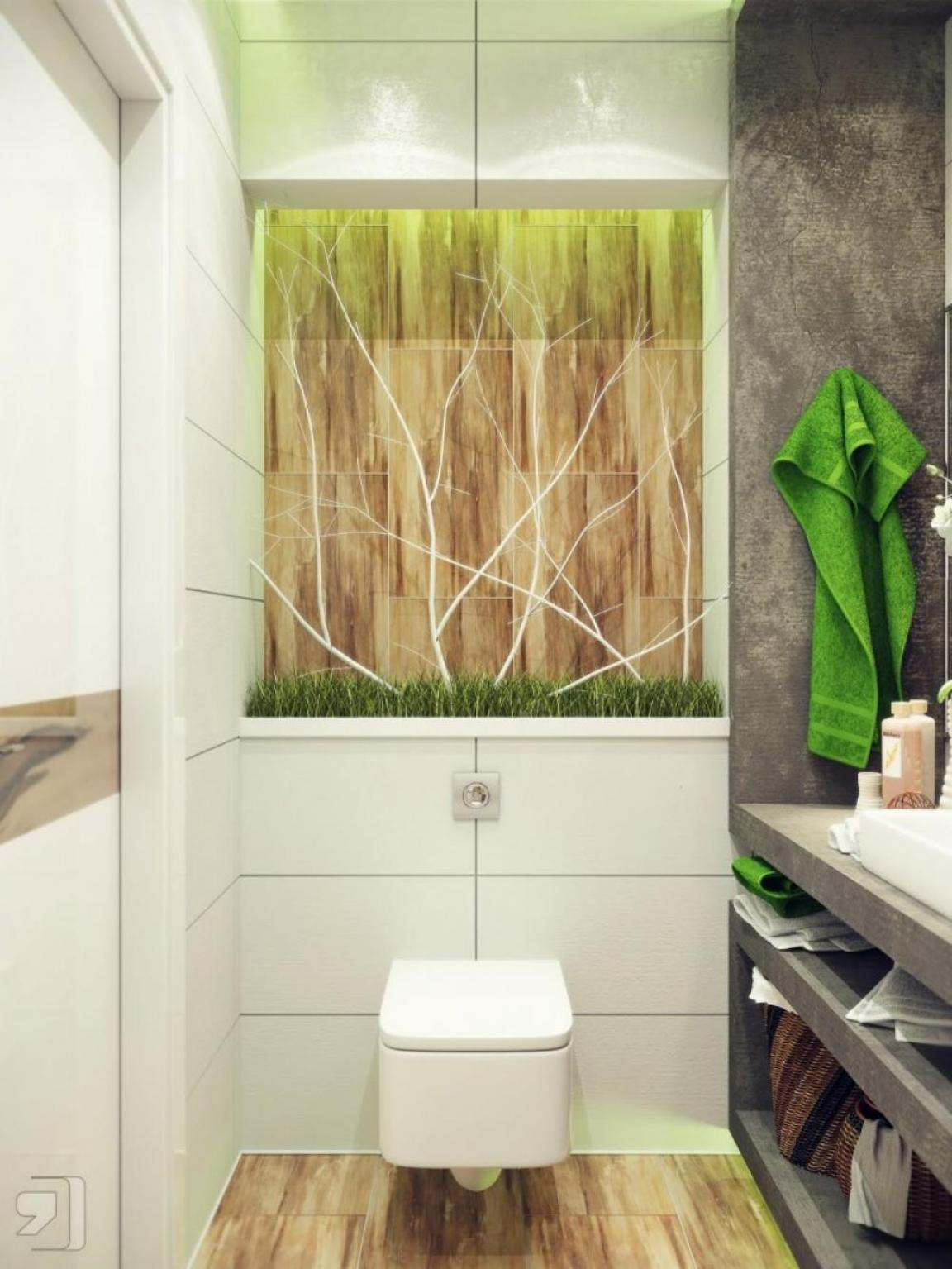 fabulous-bathroom-for-small-space-with-natural-decor